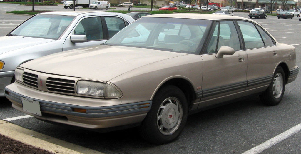 1994 Oldsmobile 88, aka, The Invisible Steed. (IFCAR/Wikimedia Commons)