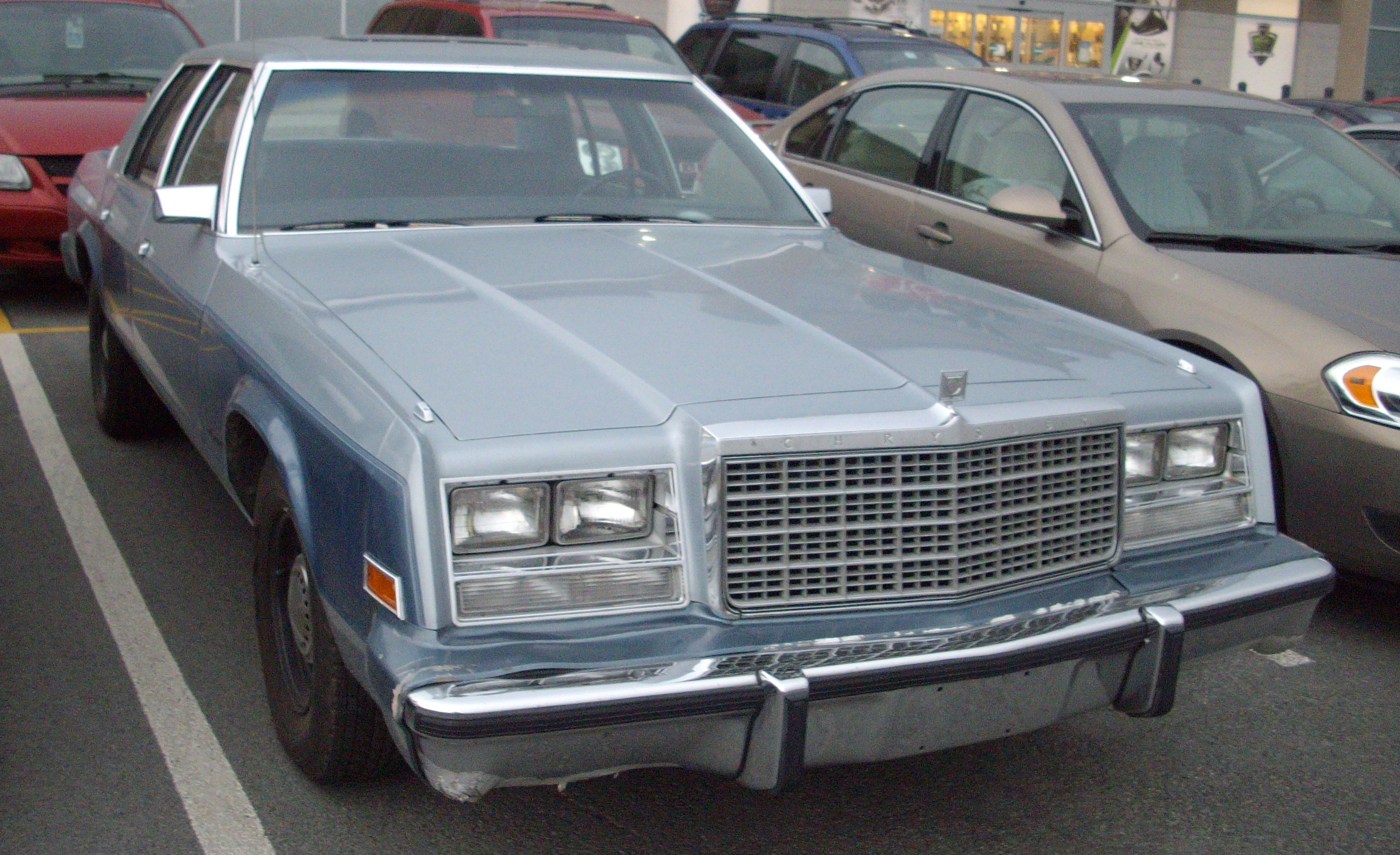 1979 chrysler newport the less flashy brother of the new yorker image