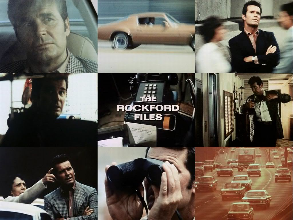The Rockford Files, starring the late James Garner, ran from 1974 to 1980, causing much Firebird and beach trailer envy.