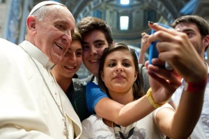 Pope Francis in 2013 (photo: telegraph.co.uk)