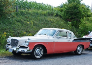 The 1959 Silver Hawk escaped the cost-cutting being performed by a financially desperate Studebaker.