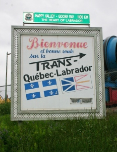 Since my 2009 trip, the Trans-Labrador Highway has seen nearly a half-billion dollars of completed or planned upgrades.