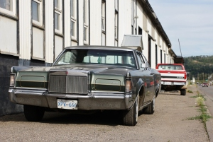 Lincoln Mk. III (1969-1971) spotted in Prince George, British Columbia.
