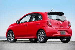 Canada's cheapest car proved solid and fun to drive, leading to big sales for the Nissan Micra (Image: Nissan)