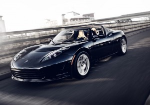 Tesla will demonstrate the Roadster 3.0 Package with a Frisco to L.A. cruise in January (Image: Tesla Motors)
