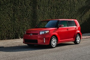 The box with baggage. The once-iconic Scion xB will be put out to pasture in the near future (Image: Scion)