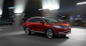 Tasteful elegance seems to be the goal for Lincoln's mid-sized utility (Image: Lincoln Motor Company)