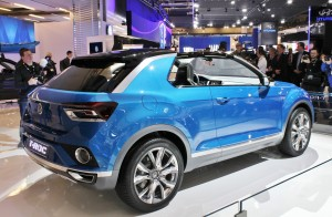 Paging Millennials - the Volkswagen T-ROC might be the lifestyle you need.