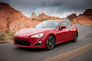 Scion sales slid sharply in 2014 in both American and Canadian markets (Image: Toyota Motor Corporation)