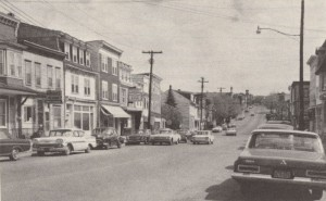 Centralia, seen here in 1962, was small-town Rust-Belt America incarnate (photo by Robert Evans via www.offroaders.com)