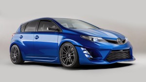 The iM concept car was blue, but Scion hopes it helps them see $$green$$ (Image: Scion)