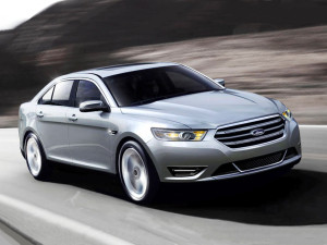 2015 Ford Taurus (Image: Ford Motor Company)
