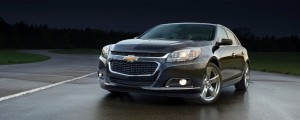 The 2013-2015 Chevrolet Malibu ('15 seen here) will be a distant memory once the new model arrives, hints GM (Image: General Motors)