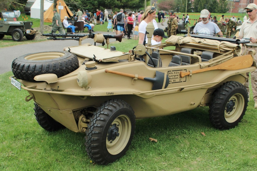 Volkswagen Type 166 Schwimmwagen ('floating car')