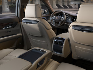 Room to stretch out. (mage: General Motors)
