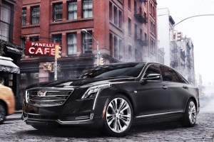 The CT6 undercuts much of its competition by $20,000. (Image: General Motors)