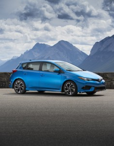 Saviour no more: the 2016 Scion iM. (Image: Toyota Canada)